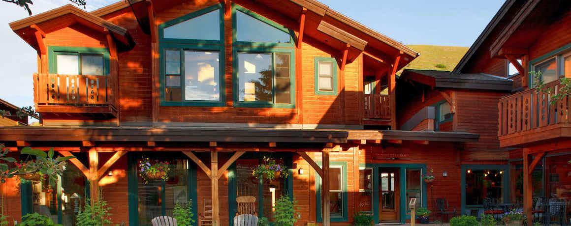 The Alpine House