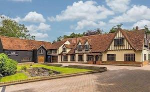 The Great Hallingbury Manor Hotel