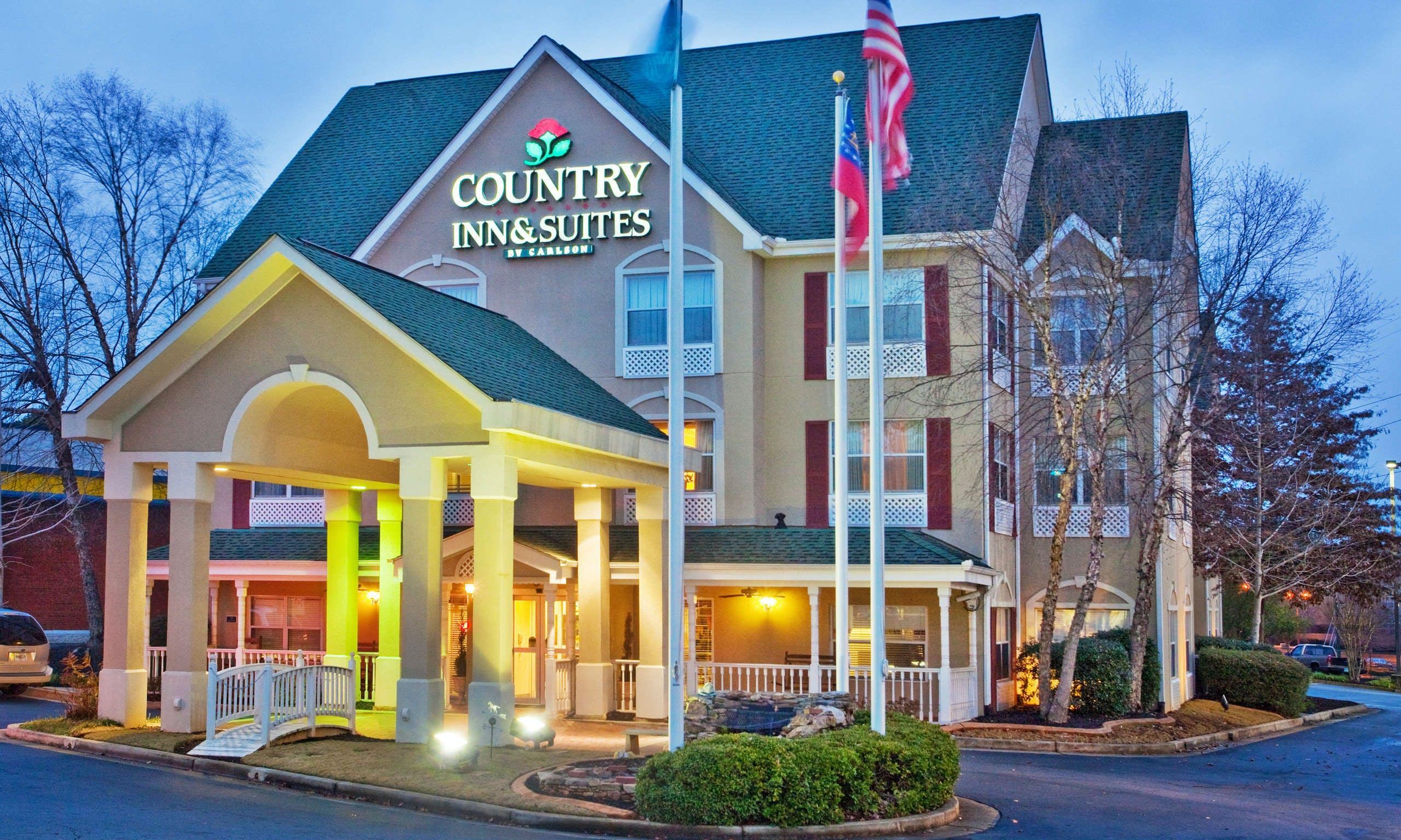Welcome to our hotel near Gwinnett Medical Center & Infinite Energy Arena