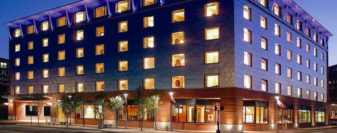 Hilton Garden Inn Portland Downtown Waterfront
