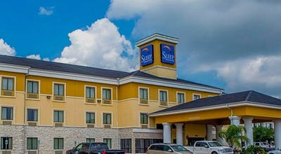 Sleep Inn And Suites Pearland - Houston South