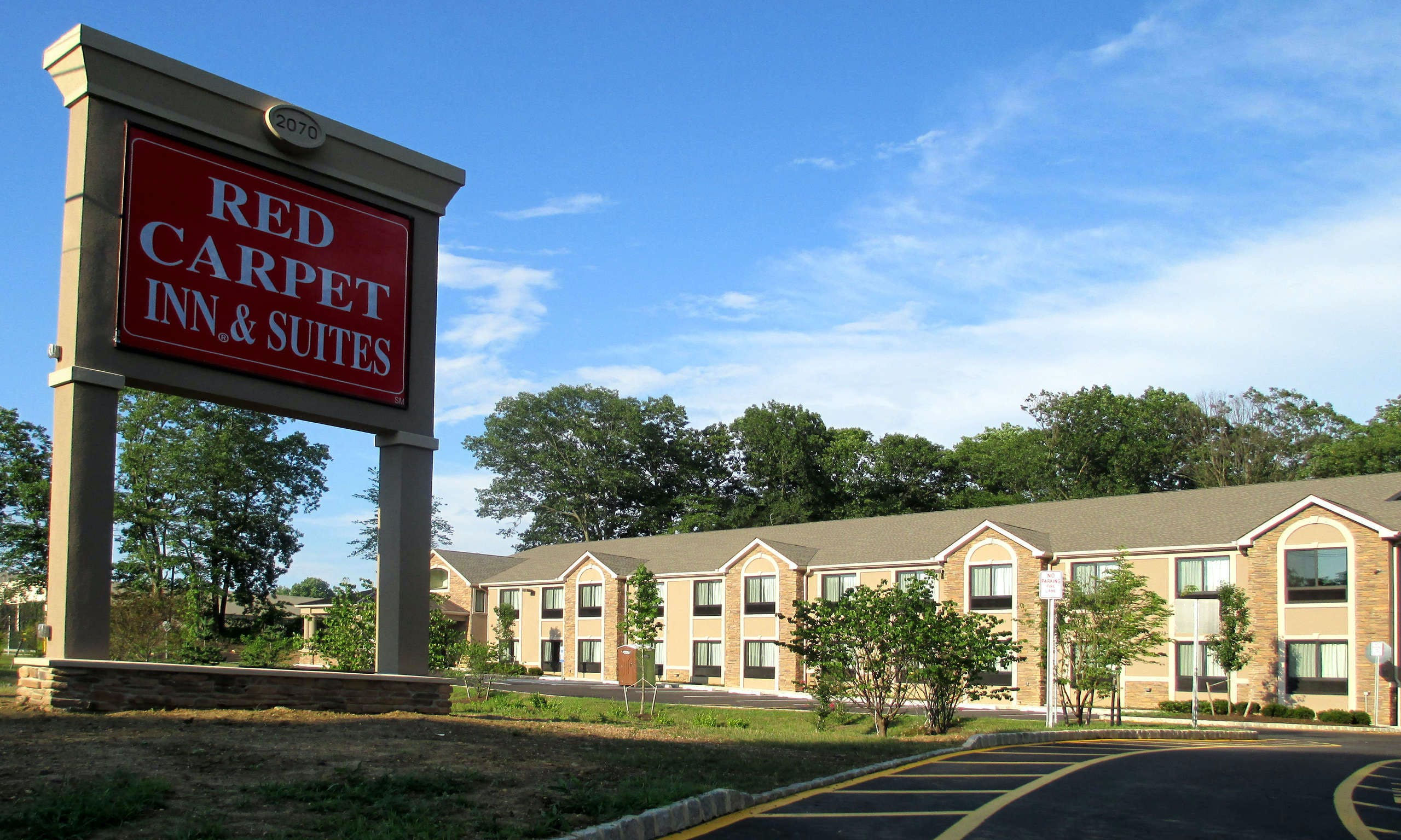 Red Carpet Inn and Suites - Monmouth Junction