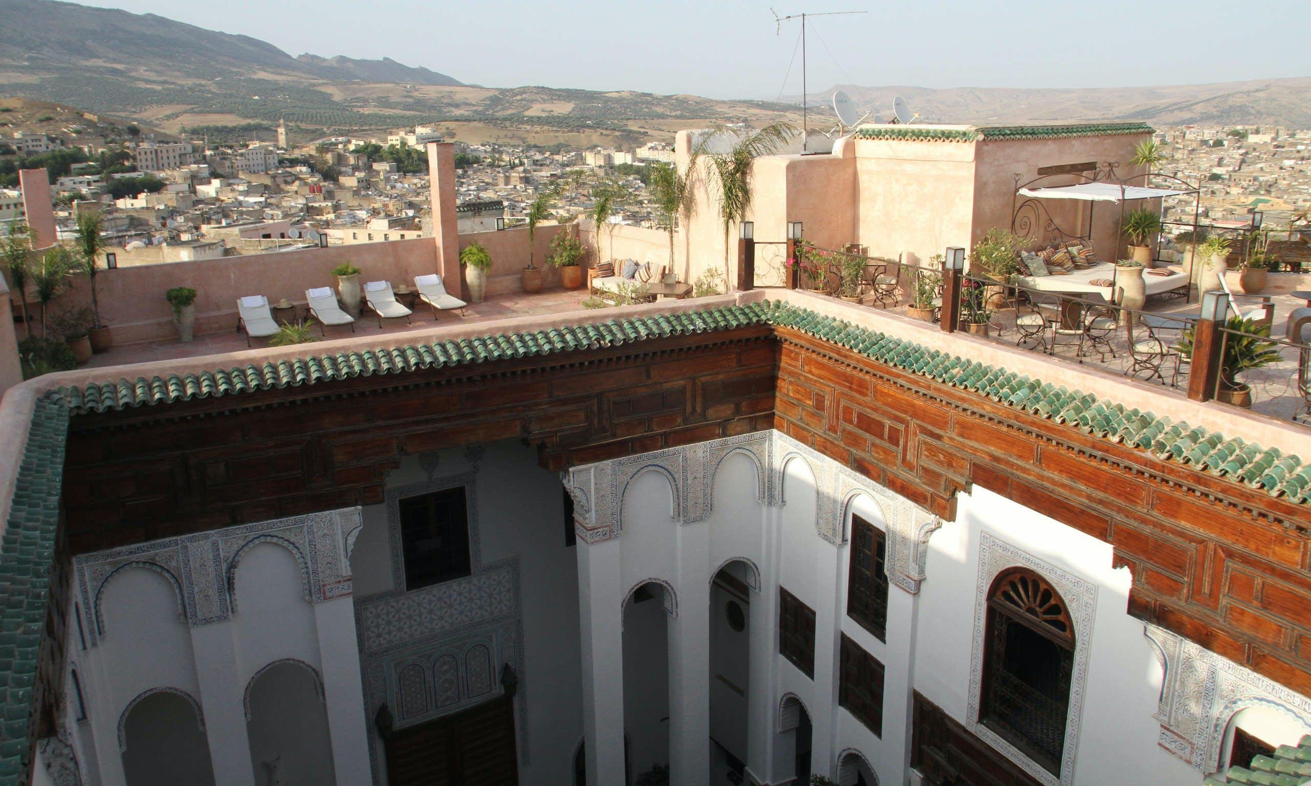 Riad Laaroussa
