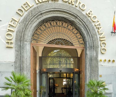 Hotel Del Real Orto Botanico Naples Hoteltonight