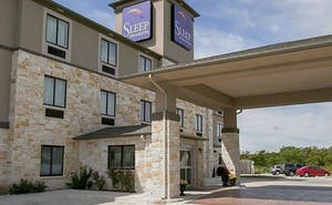 Sleep Inn & Suites Austin North I-35