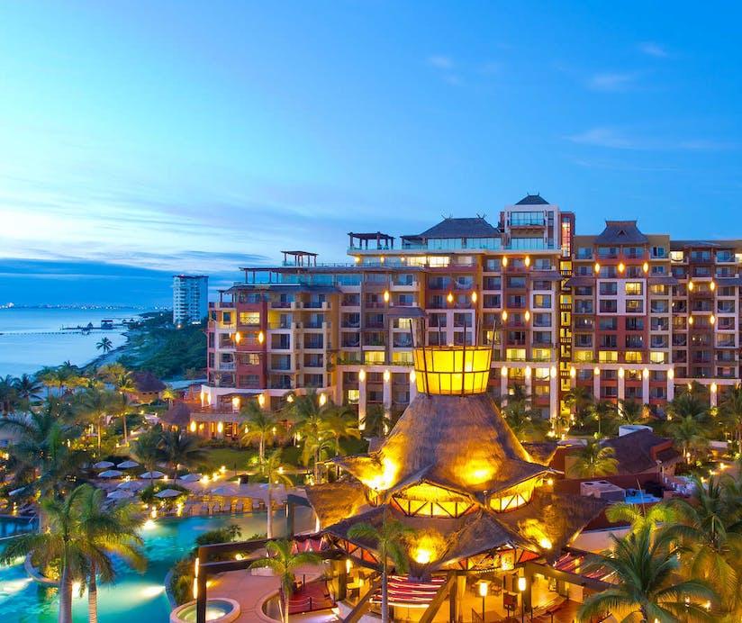Villa Del Palmar Cancun Luxury Beach Resort Spa Playa