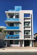 Le Consulat Hotel at Condado, San Juan