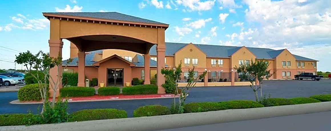 Best Western Abilene Inn & Suites