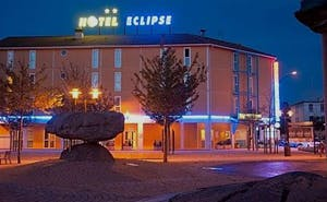 Hotel The Originals Lyon Est Éclipse (ex Inter-Hotel)