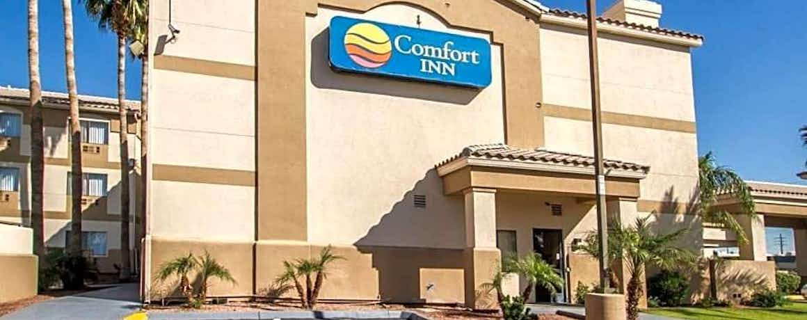 Comfort Inn West Phoenix at 27th Ave and I-I0