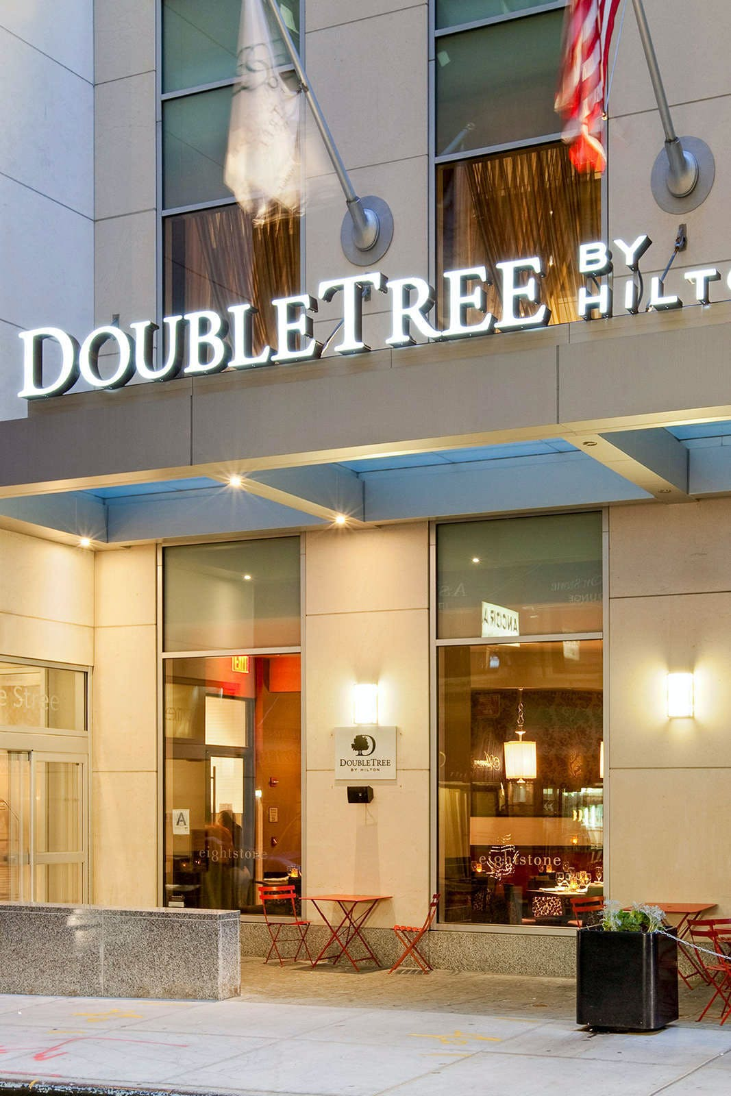 DoubleTree by Hilton Financial District