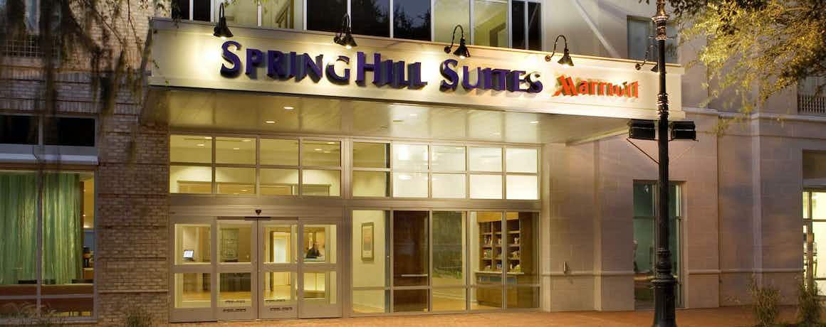 SpringHill Suites Savannah Downtown / Historic District