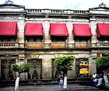 Puebla De Antaño Hotel Puebla Hoteltonight