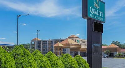 Quality Inn & Suites Baton Rouge West-Port Allen