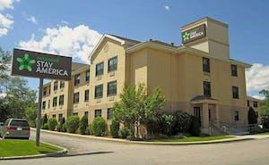 Extended Stay America Suites Boston Tewksbury