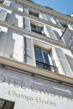 Cristal Champs Elysees