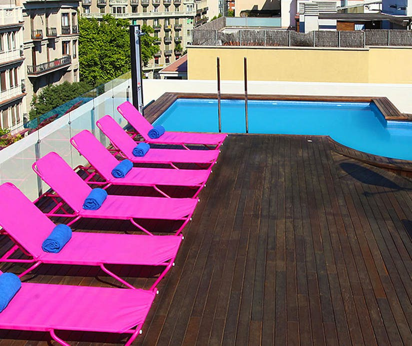 Two Hotel Barcelona By Axel S Only