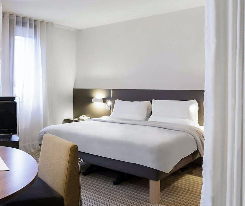 Novotel Suites Paris Montreuil Vincennes Paris Frankreich