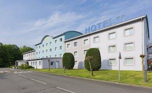 Hôtel Roi Soleil Amnéville Les Thermes