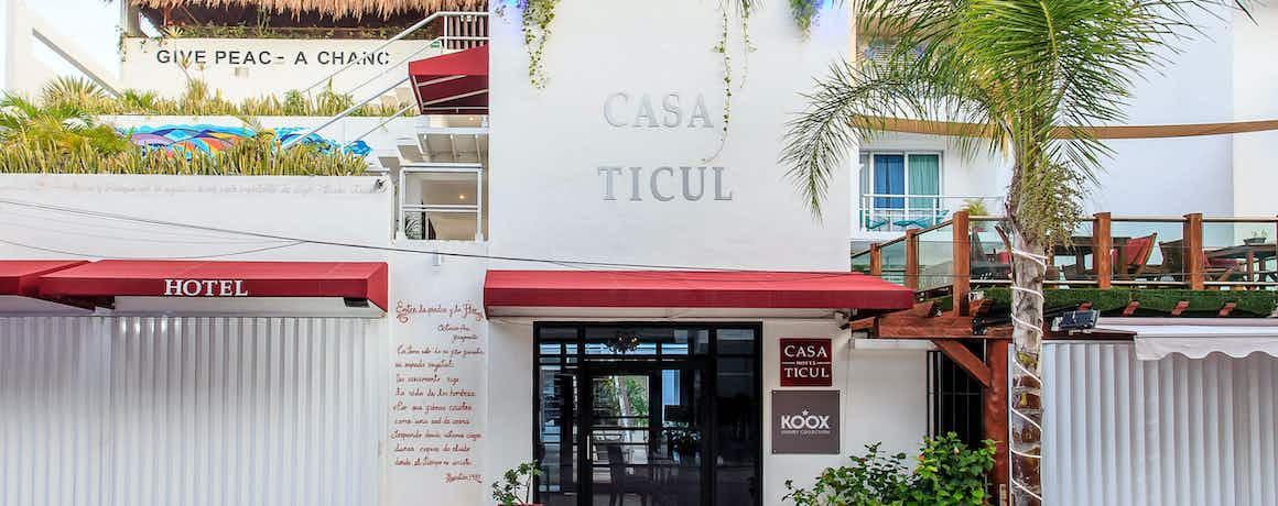 Casa Ticul Boutique Hotel