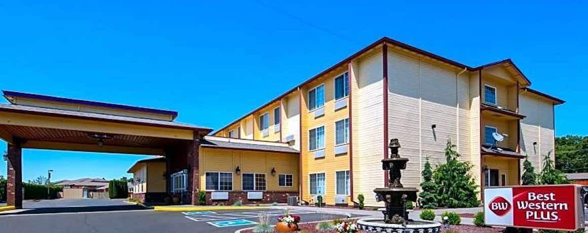 Best Western Plus Walla Walla Suites Inn