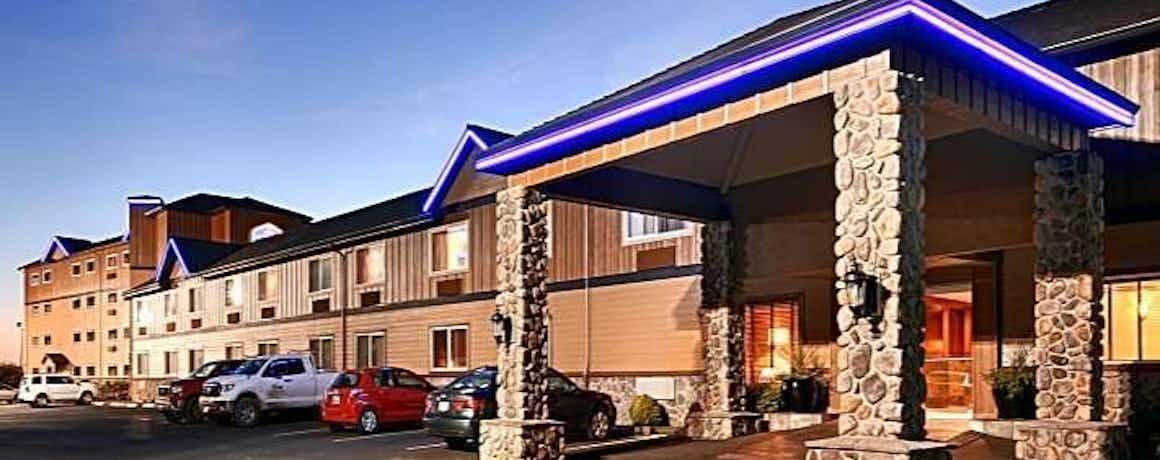 Best Western Astoria Bayfront Hotel