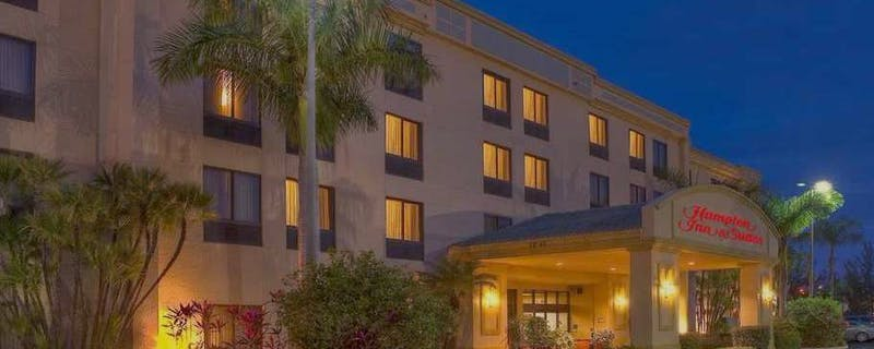 Hampton Inn Suites Boynton Beach