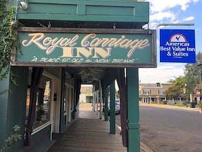 Americas Best Value Inn & Suites Royal Carriage