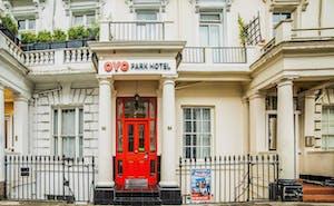 OYO The Park Hotel