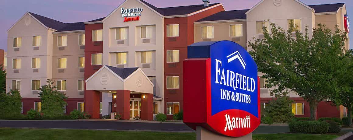 Fairfield Inn & Suites Spokane Downtown