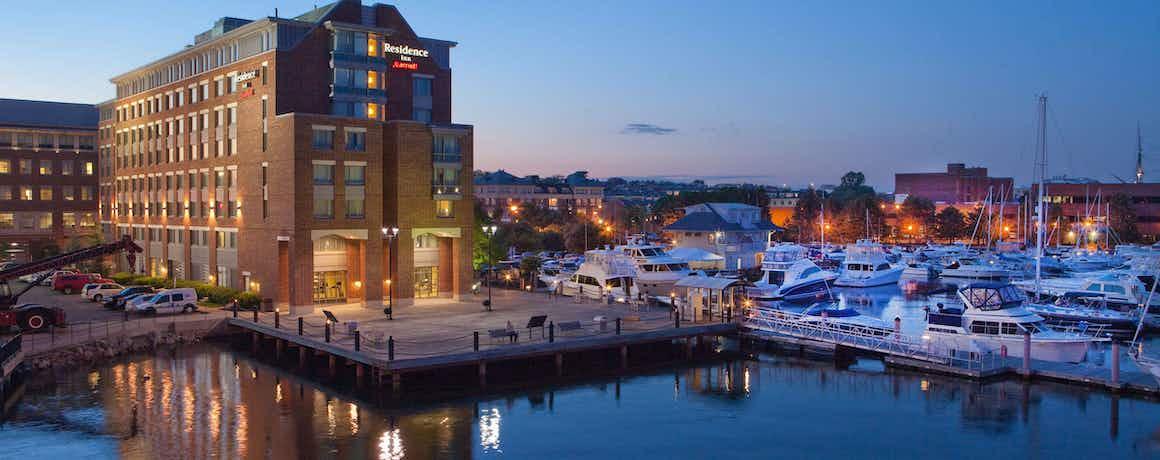 Residence Inn by Marriott Boston Harbor on Tudor Wharf