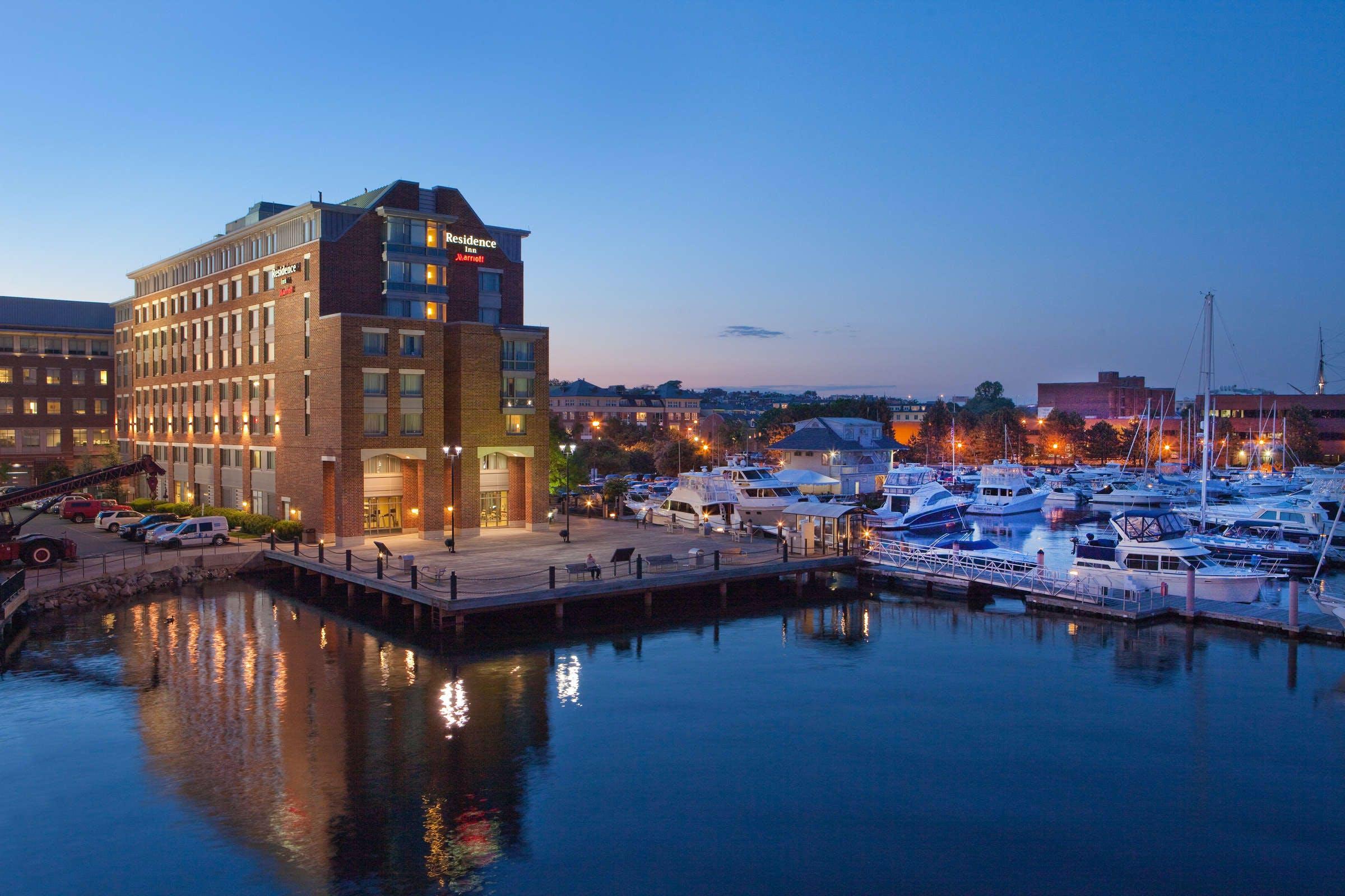 Residence Inn Tudor Wharf