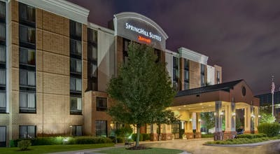 Springhill Suites by Marriott Chicago Elmhurst/Oakbrook Area