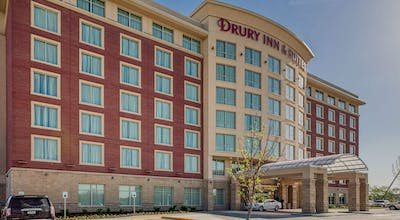 Drury Inn and Suites Iowa City Coralville