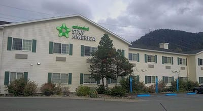 Extended Stay America Suites Juneau Shell Simmons Drive