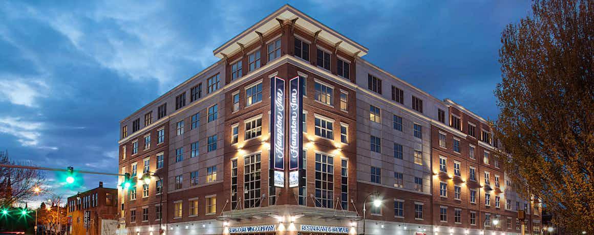 Hampton Inn Portland Downtown Waterfront