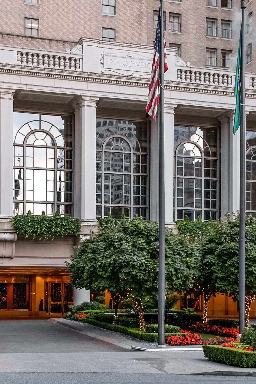 Fairmont Olympic Seattle
