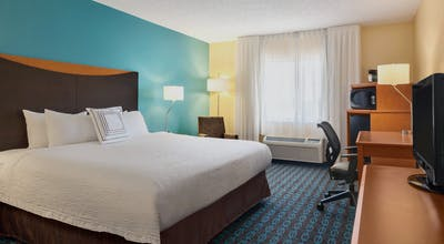 Fairfield Inn & Suites Norman