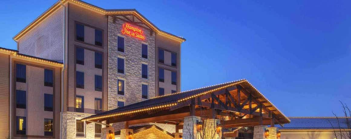 Hampton Inn & Suites Mulvane I-35, KS