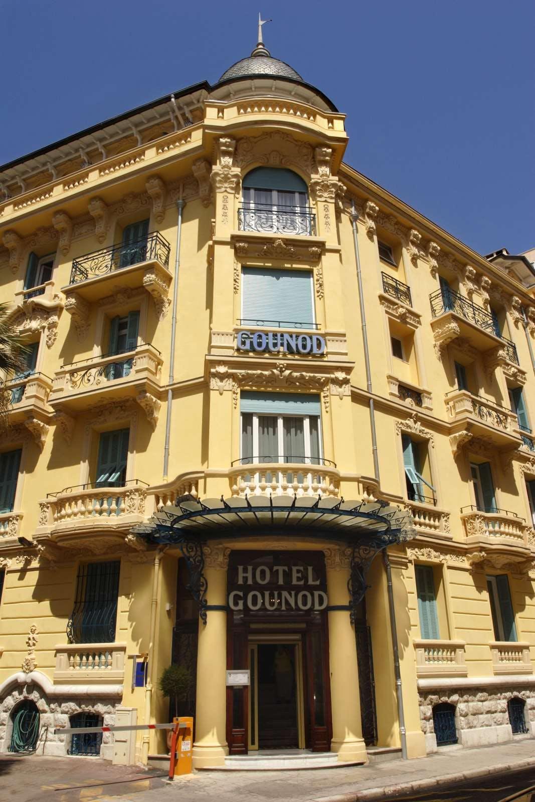 Hotel Gounod Nice