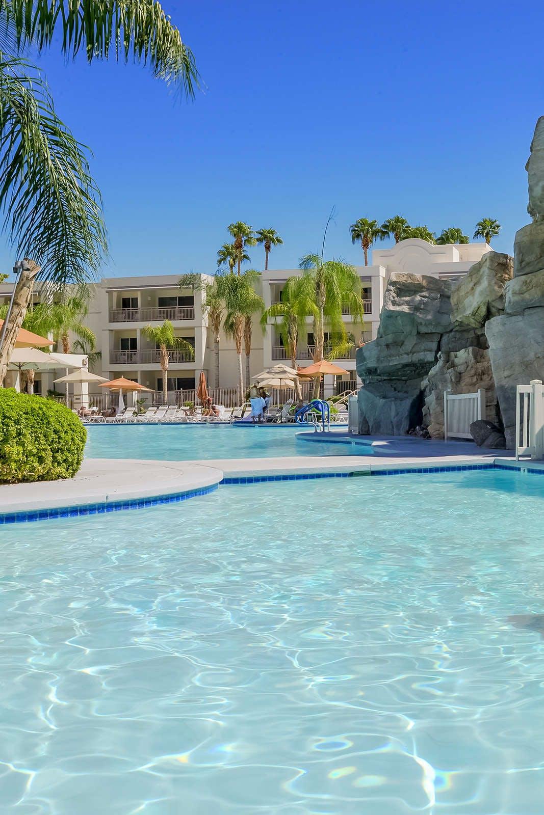 Palm Canyon Resort
