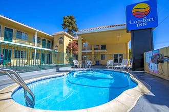 Comfort Inn Beach/Boardwalk Area