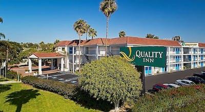 Quality Inn Encinitas Near Legoland