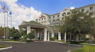 Hilton Garden Inn Tampa North Busch Gardens