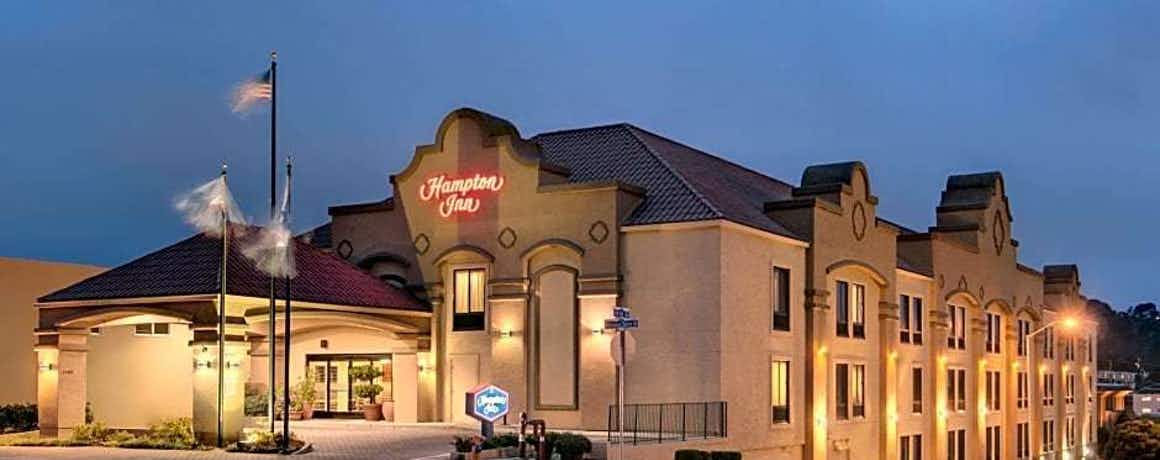 Hampton Inn Sfo Daly City