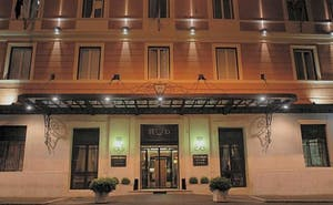 Hotel Diana Roof Garden Rome