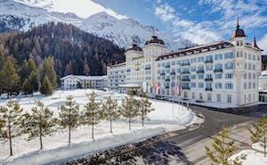 Grand Hotel des Bains Kempinski St. Moritz