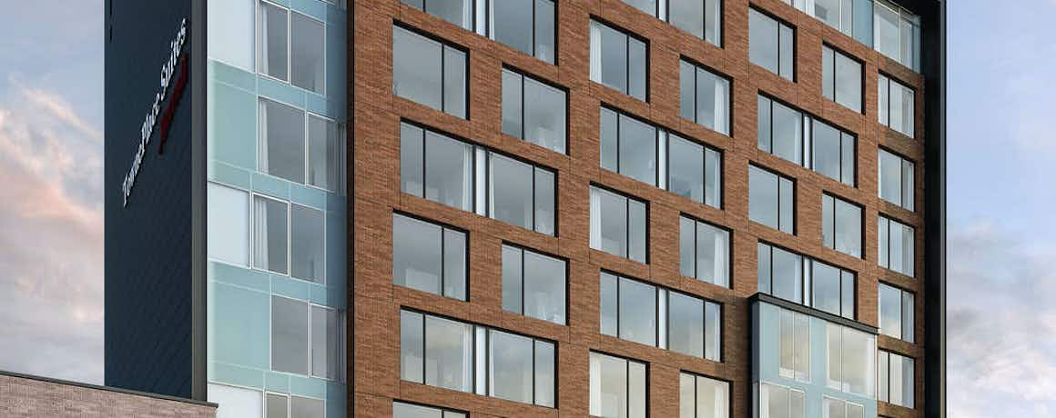 Marriott TownePlace Suites Long Island City