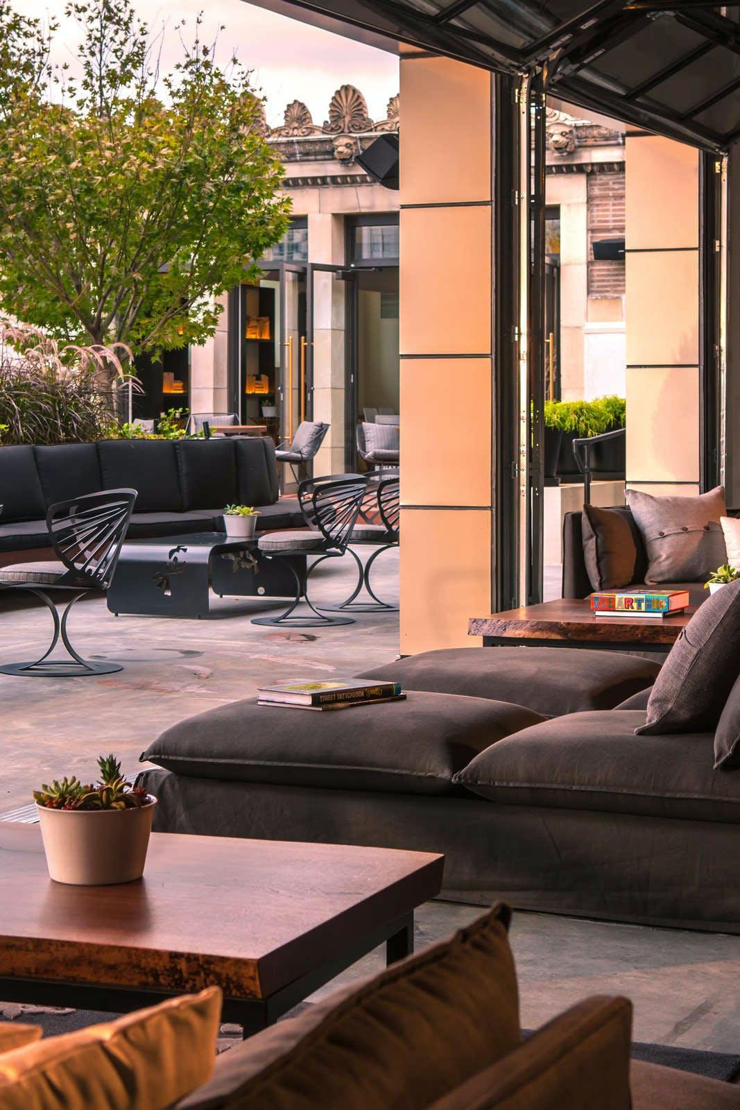 Hotel Monaco Philadelphia