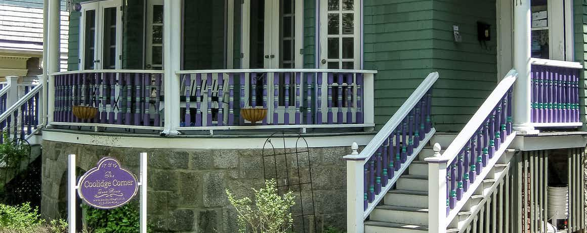 The Coolidge Corner Guest House
